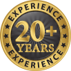 20 years exp